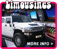 Limousines for hire